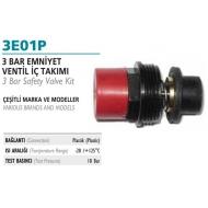 Demir Döküm  3Bar təhlükəsizlik ventil ic qrupu - 3E01P