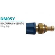 Demir Döküm DM05Y-Doldurma musluğu
