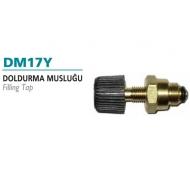 Airfel DM17Y-Doldurma musluğu